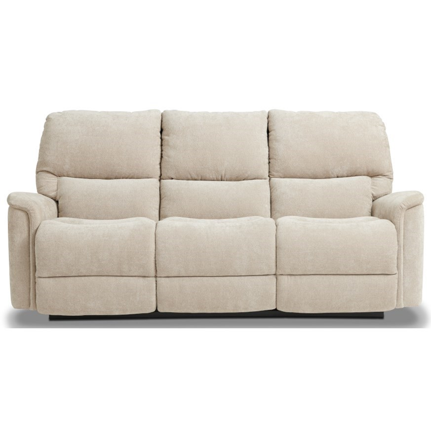 Turner Wall Reclining Sofa by La-Z-Boy at Fisher Home Furnishings
