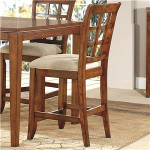 Lacquer Craft USA Anson Counter Height Chair