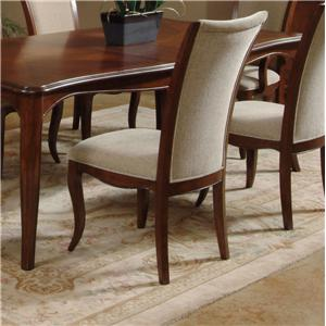 Lacquer Craft USA Avalon Side Chair