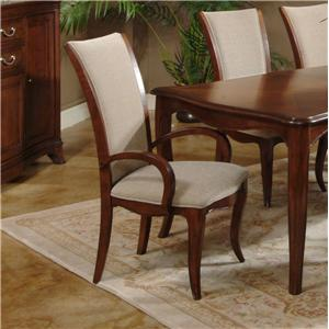 Lacquer Craft USA Avalon Arm Chair