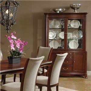 Lacquer Craft USA Avalon China Cabinet