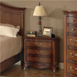Lacquer Craft USA Avalon Night Stand