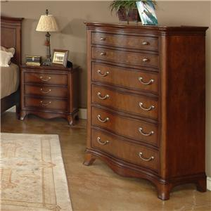 Lacquer Craft USA Avalon Drawer Chest