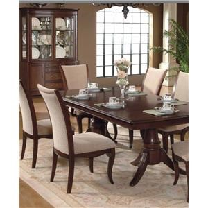 5-Piece Dining Set includes Table and 4 Chairs