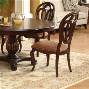 Lacquer Craft USA Cortona Side Chair