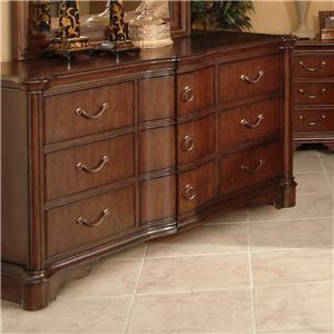 Lacquer Craft USA Cortona Dresser