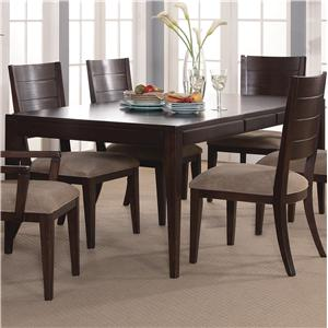 Lacquer Craft USA Pacifica Dining Table