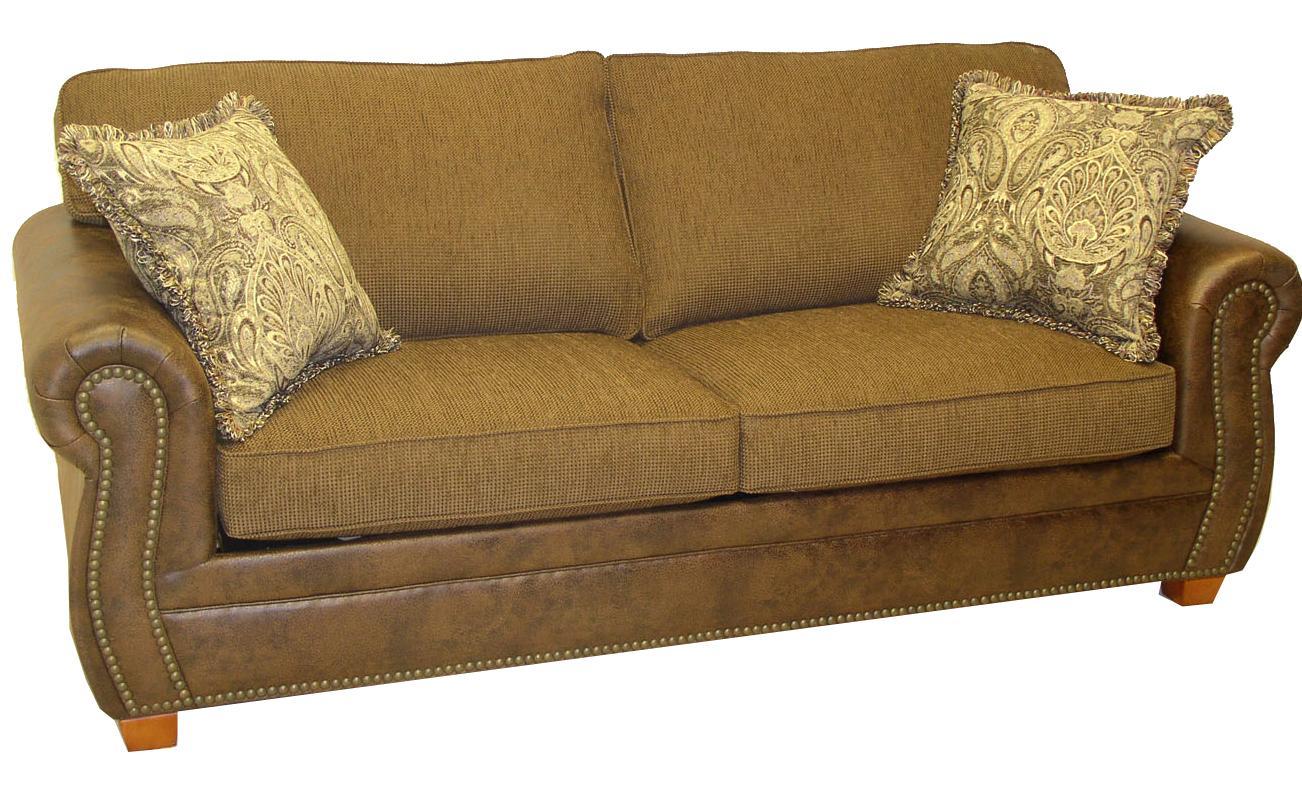 361 Queen Sleeper by LaCrosse at Mueller Furniture