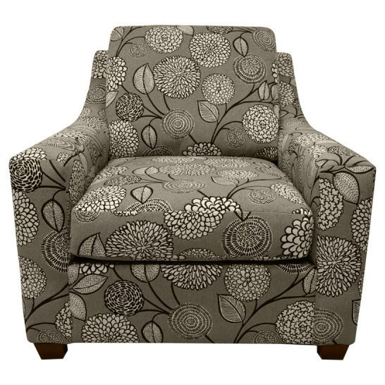 423 Upholstered Chair by LaCrosse at Mueller Furniture