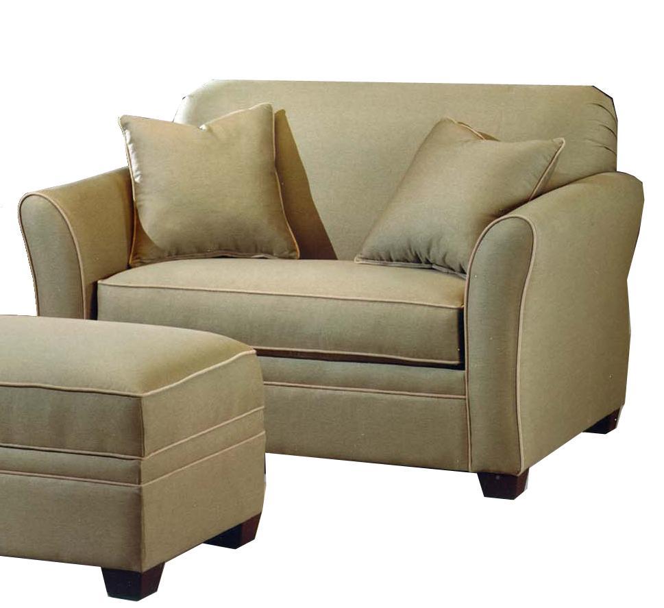 601 Twin Sleeper by LaCrosse at Mueller Furniture