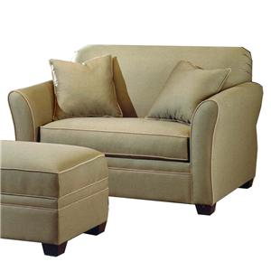 """55"""" Twin Sofa Sleeper"""