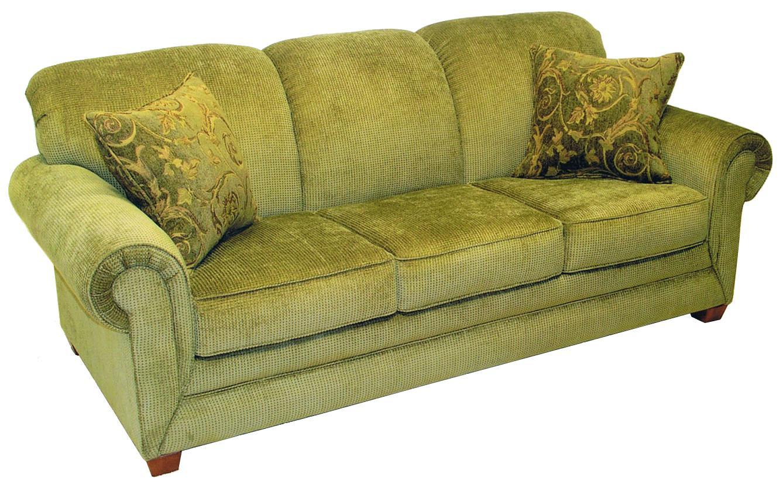 638 Queen Sleeper  by LaCrosse at Mueller Furniture