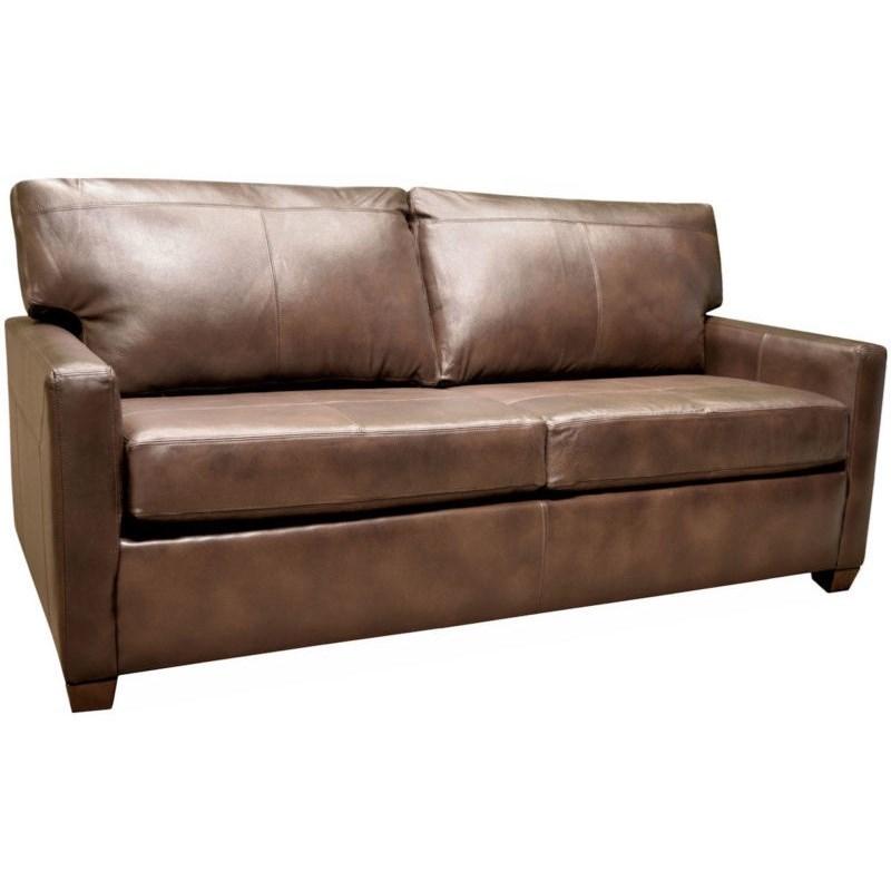 668 Queen Sleeper Sofa by LaCrosse at Mueller Furniture