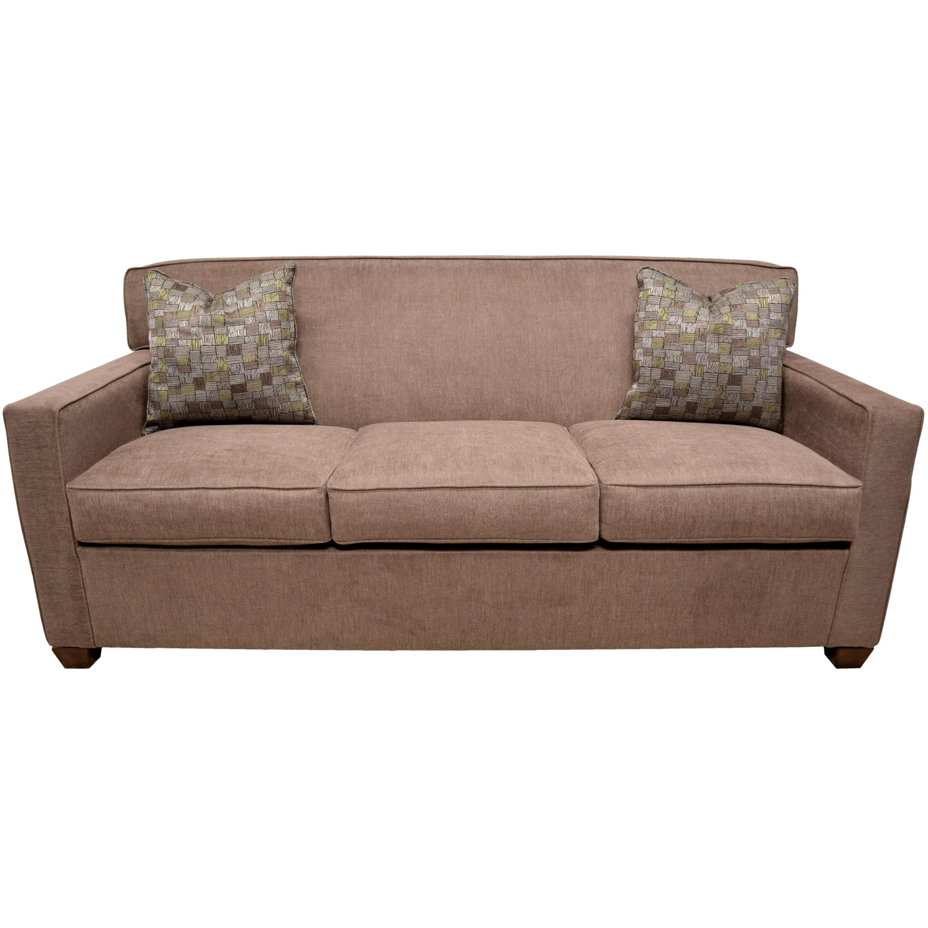 795 Queen Sleeper by LaCrosse at Mueller Furniture