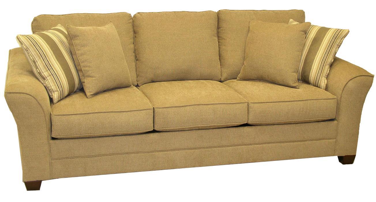 895 Sleeper Sofa by LaCrosse at Mueller Furniture