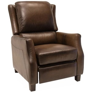 Transitional Push Back Recliner