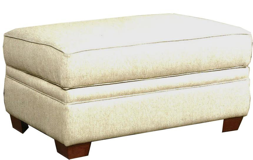 999 Storage Ottoman by LaCrosse at Mueller Furniture