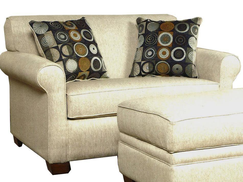 999 Twin Sleeper by LaCrosse at Mueller Furniture