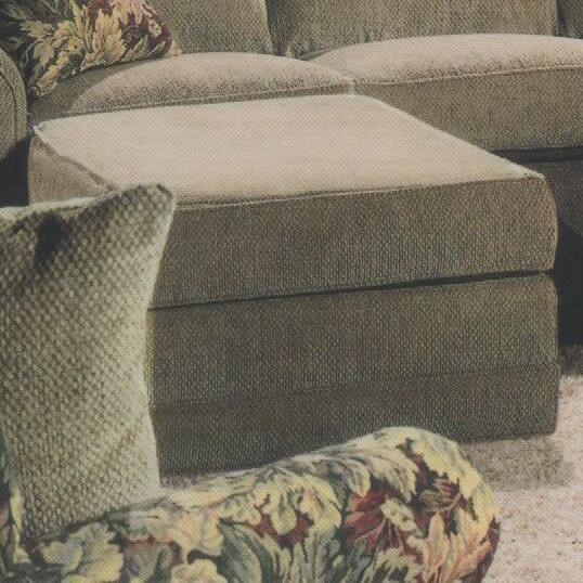 110 Ottoman by Lancer at Westrich Furniture & Appliances