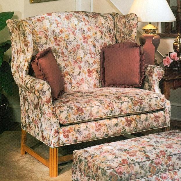 1336 Chair & 1/2 by Lancer at Westrich Furniture & Appliances