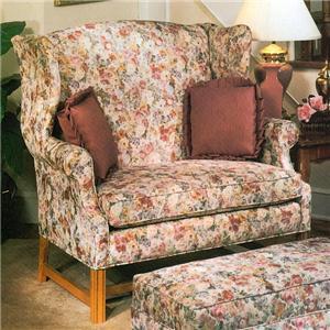 Lancer 1336 Chair & 1/2
