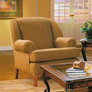 1700 Chair by Lancer at Westrich Furniture & Appliances