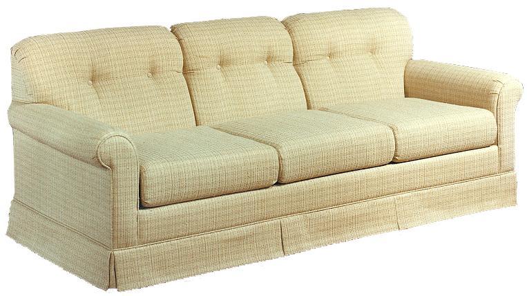 2000 Queen Sleeper by Lancer at Westrich Furniture & Appliances