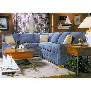 L-Shape Sectional Sofa Group