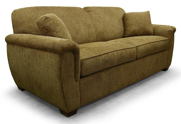 2550 Contemporary Sofa by Lancer at Wayside Furniture