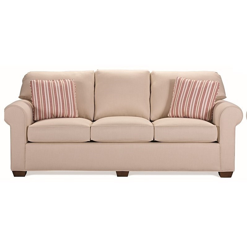26 Casual Sofa by Lancer at Westrich Furniture & Appliances