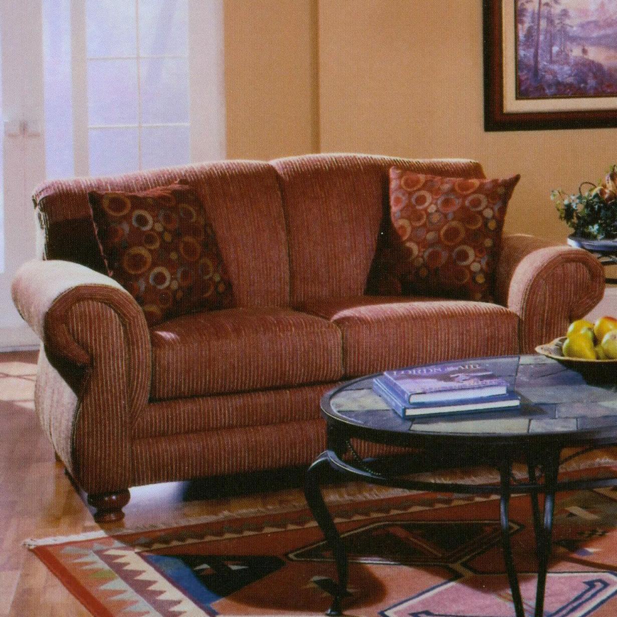32 Loveseat by Lancer at Wayside Furniture