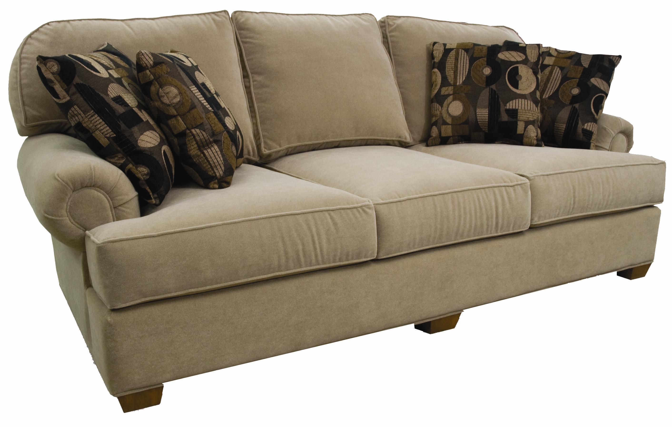 48 Sofa by Lancer at H.L. Stephens