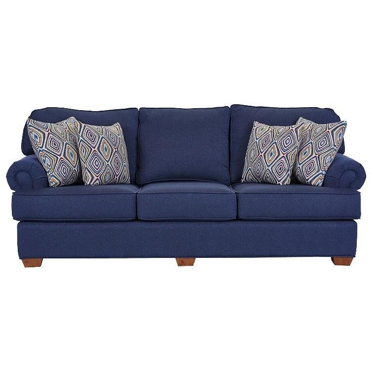 48 Sofa by Lancer at Wayside Furniture