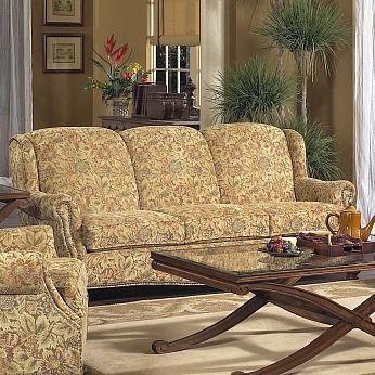 5100 Sofa by Lancer at Westrich Furniture & Appliances