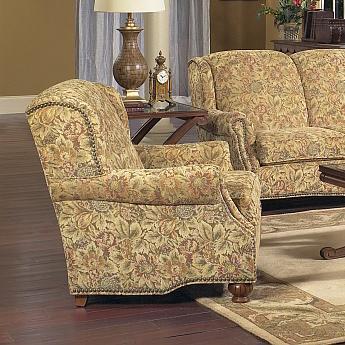 5100 Chair by Lancer at Westrich Furniture & Appliances