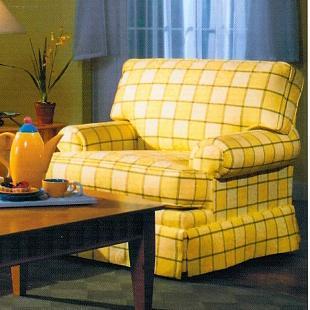 6220 Chair by Lancer at Westrich Furniture & Appliances
