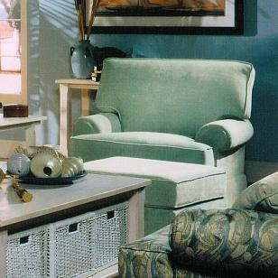 6240 Chair by Lancer at Westrich Furniture & Appliances