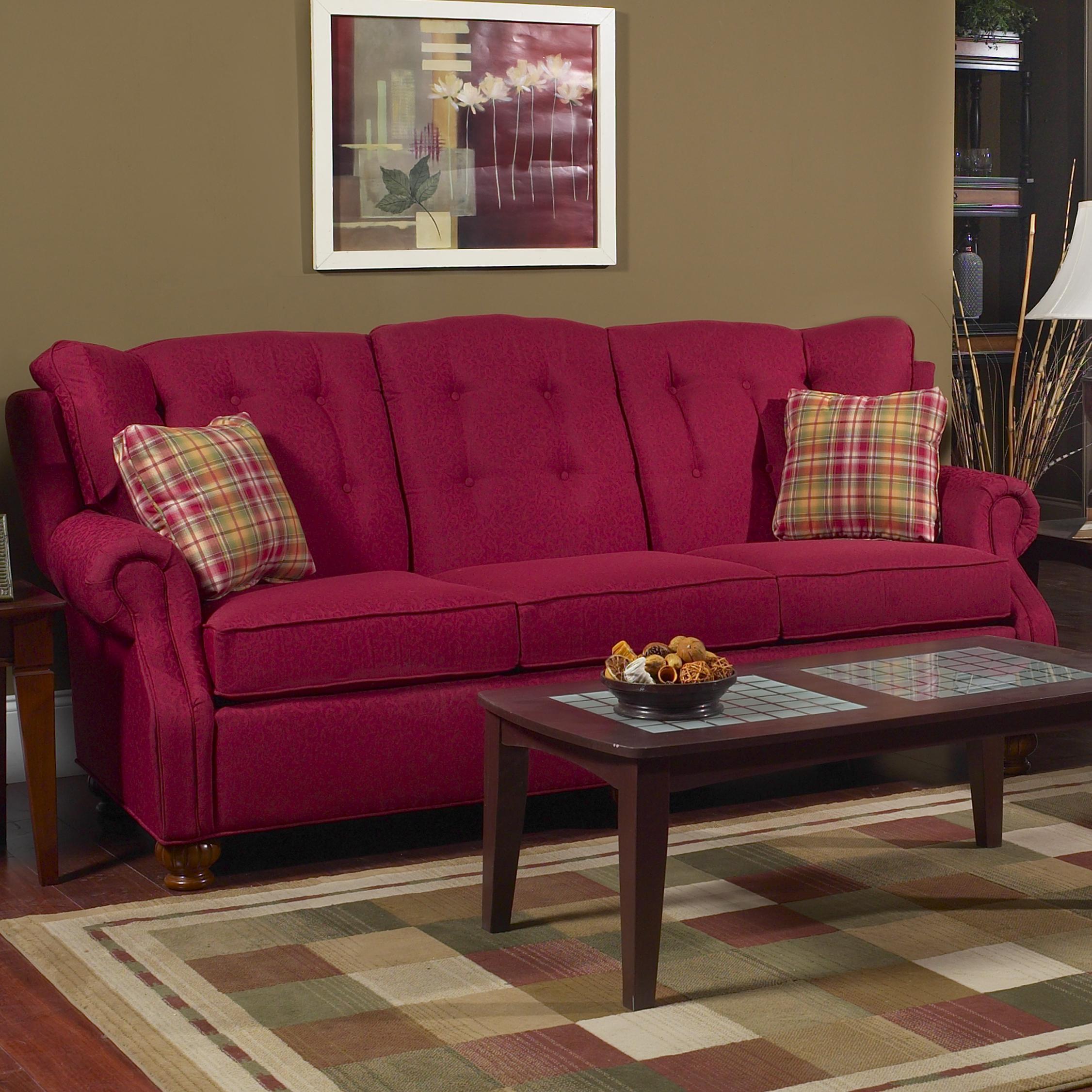 83 Sofa by Lancer at Wayside Furniture