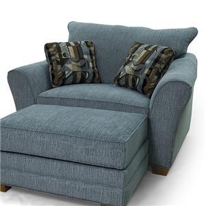 Lancer 90 Chair & 1/2