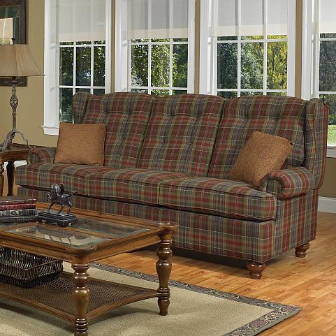 9710 Sofa by Lancer at Westrich Furniture & Appliances