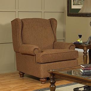 9710 Chair by Lancer at Westrich Furniture & Appliances