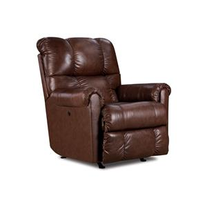 Eureka Rocker Recliner with Zero Gravity Mechanism