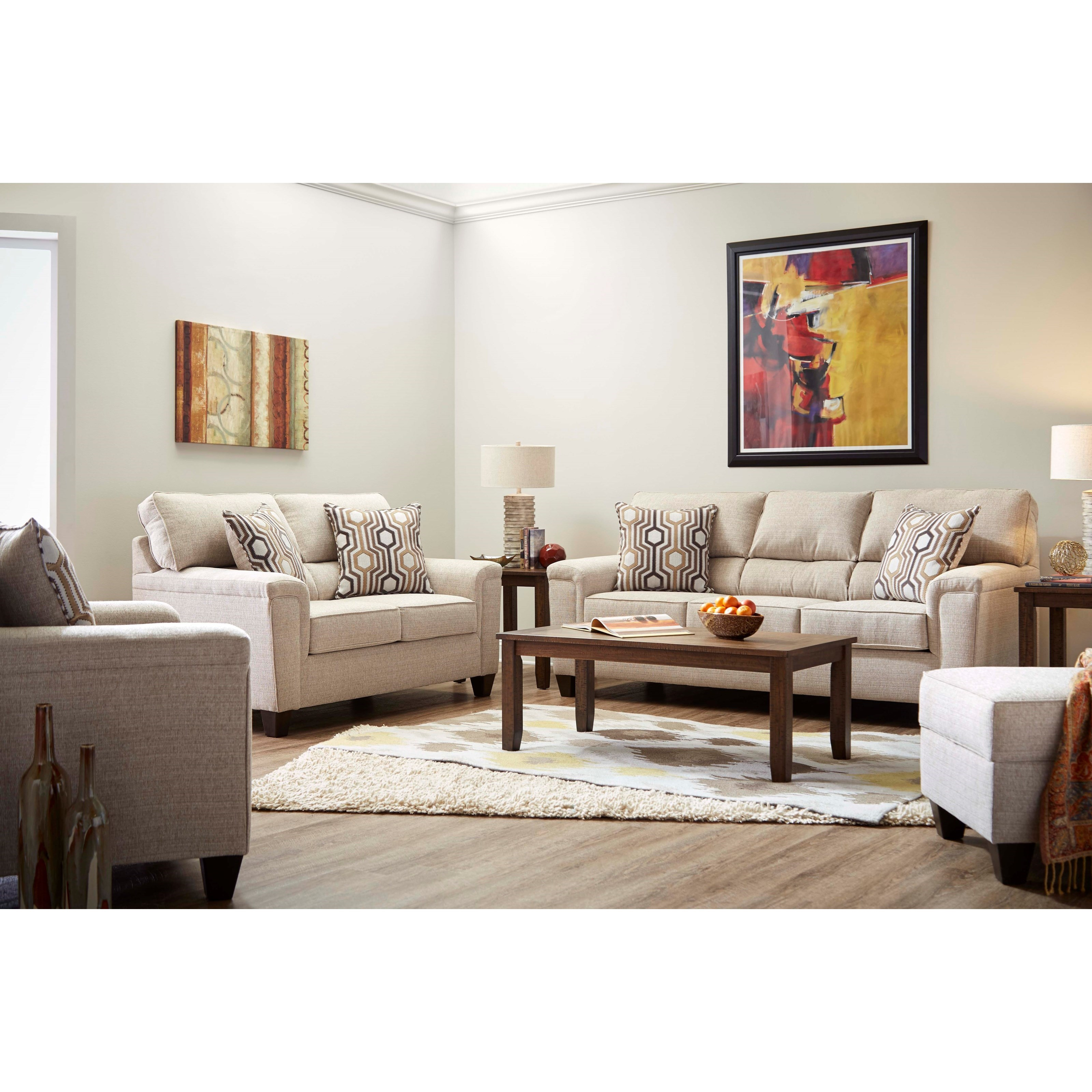 2015 Living Room Group by Lane at Story & Lee Furniture