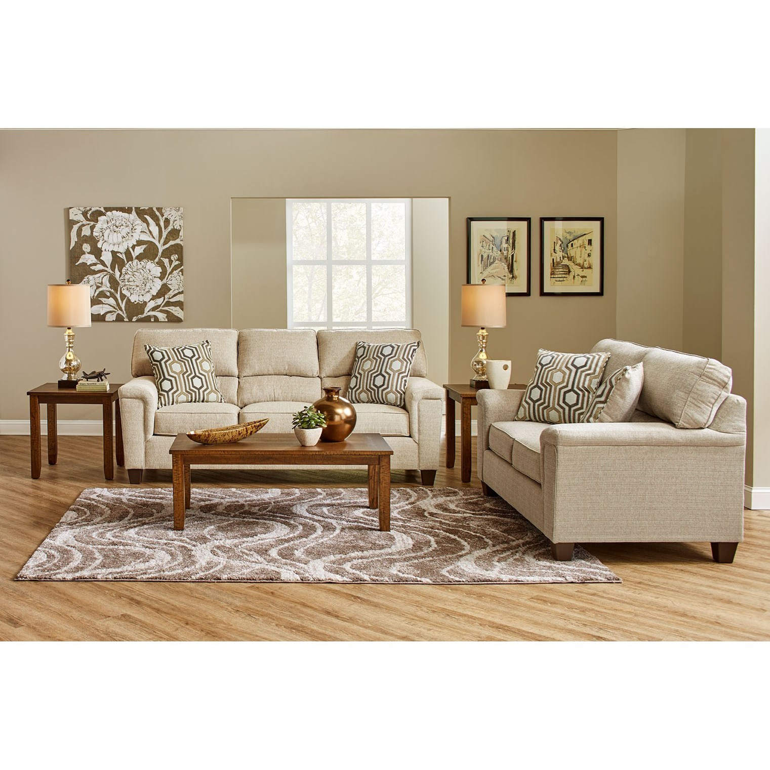 2015 Living Room Group by Lane at Powell's Furniture and Mattress