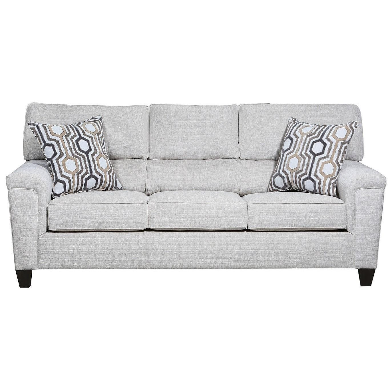 2015 Stationary Sofa by Lane at Powell's Furniture and Mattress