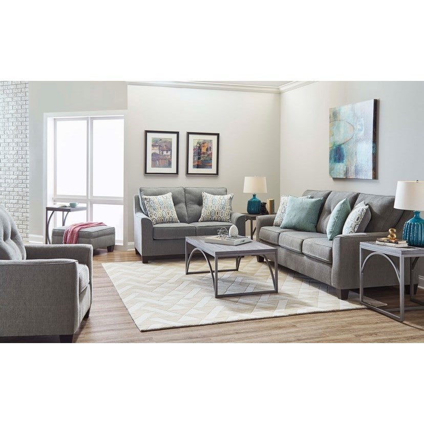 2019 Living Room Group by Lane at Powell's Furniture and Mattress
