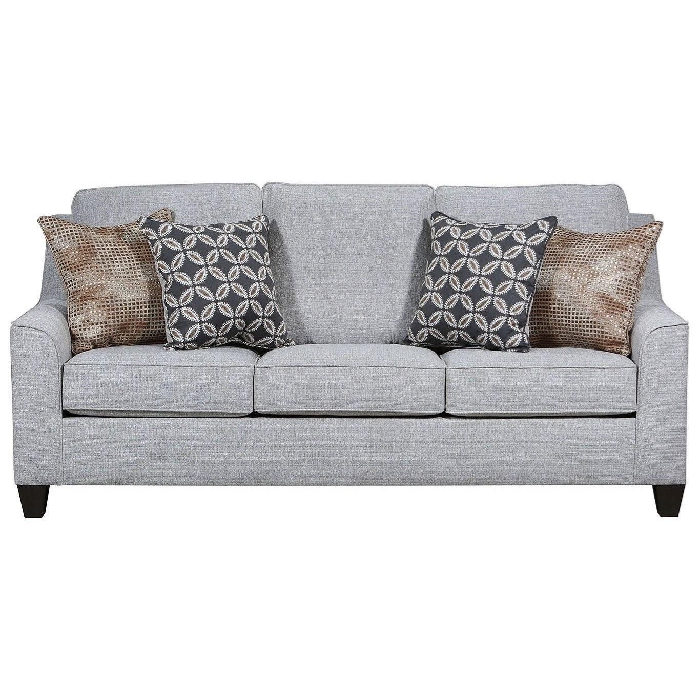 2019 Stationary Sofa by Lane at Powell's Furniture and Mattress