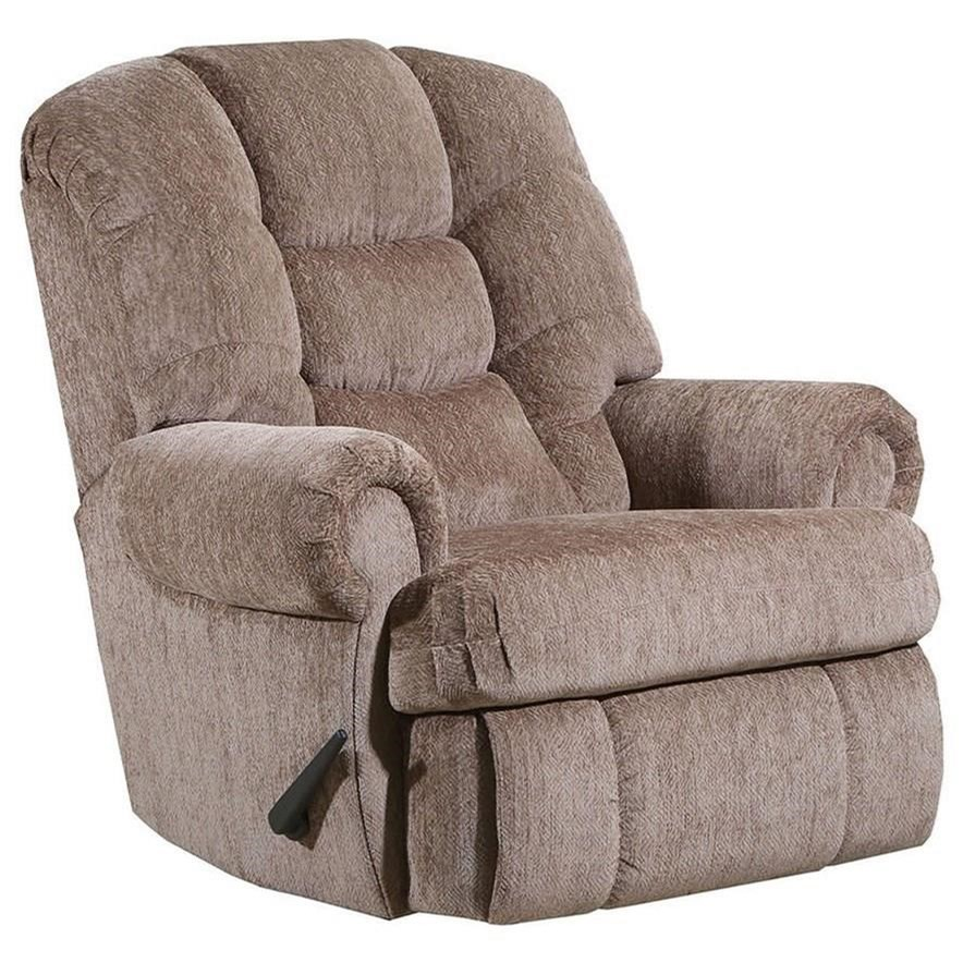 4501 Rocker Recliner by Lane at Powell's Furniture and Mattress