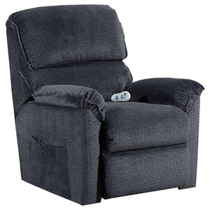 Casual Lift Chair with Pocket Storage