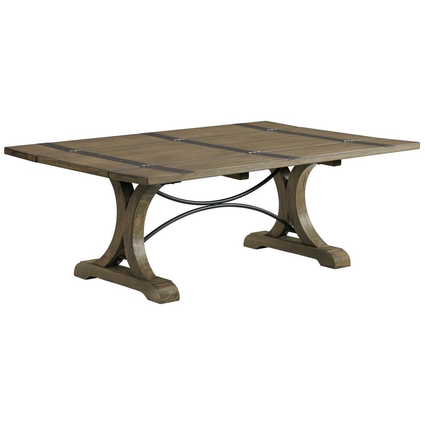 7047 Coffee Table  by Lane at Powell's Furniture and Mattress